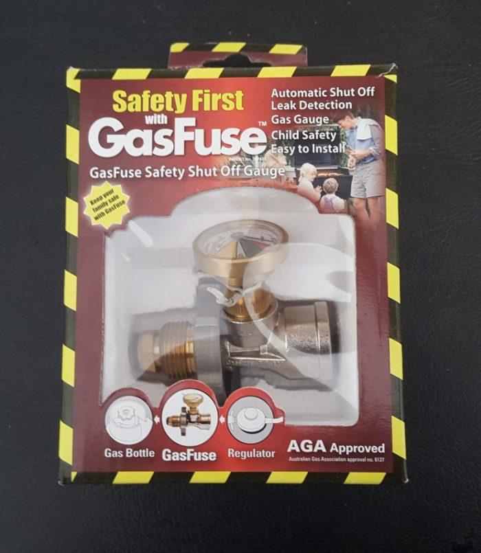 gas fuse